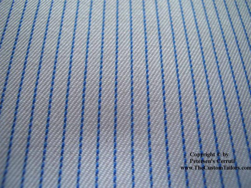 Finest Italian Cotton Fabric for custom tailor business men shirts
