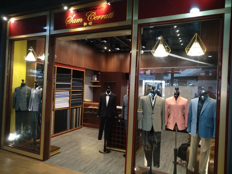Best Custom Tailors in Bangkok, Sam Cerruti, Truly Bespoke Tailor