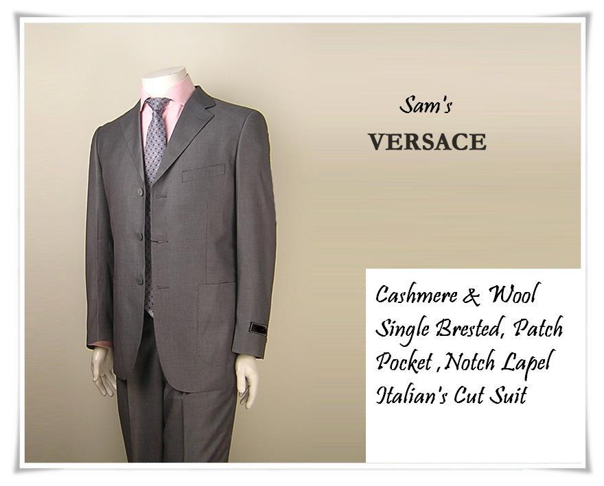 Sam Cerruti Custom Tailors Custom Men Suit Hugo Boss