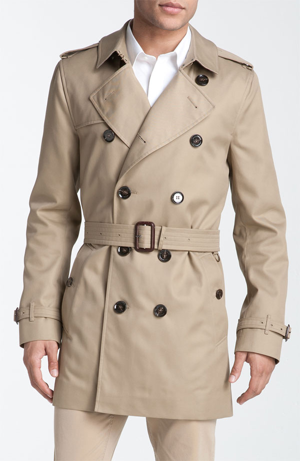 Trench coat, men trench coat, 2016 fashionable coat, FBI trench coat,custom coat
