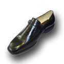 Pure lamb leather, cow, elephant, custom order any sizes shoe latest 2009 trends