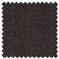 HERRINGBONE WOOL & CASHMERE BLEND FABRIC FOR FORMAL BUSINESS SUIT AND TROUSERS